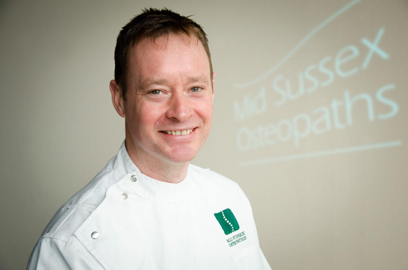 Mid Sussex Osteopaths Adam Fiske