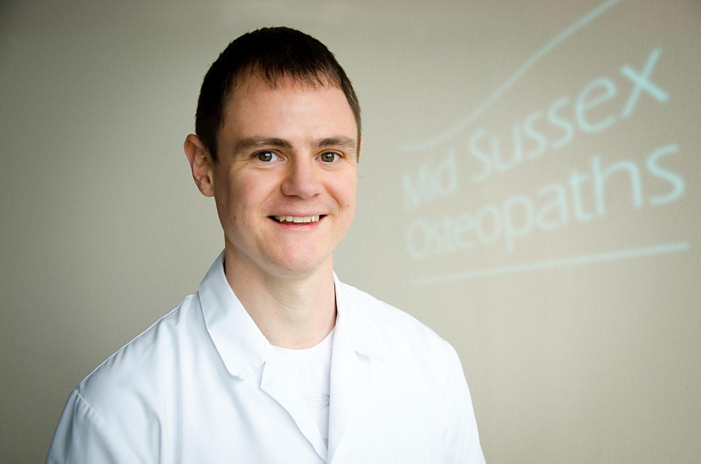 Mid Sussex Osteopaths Adam Wilson