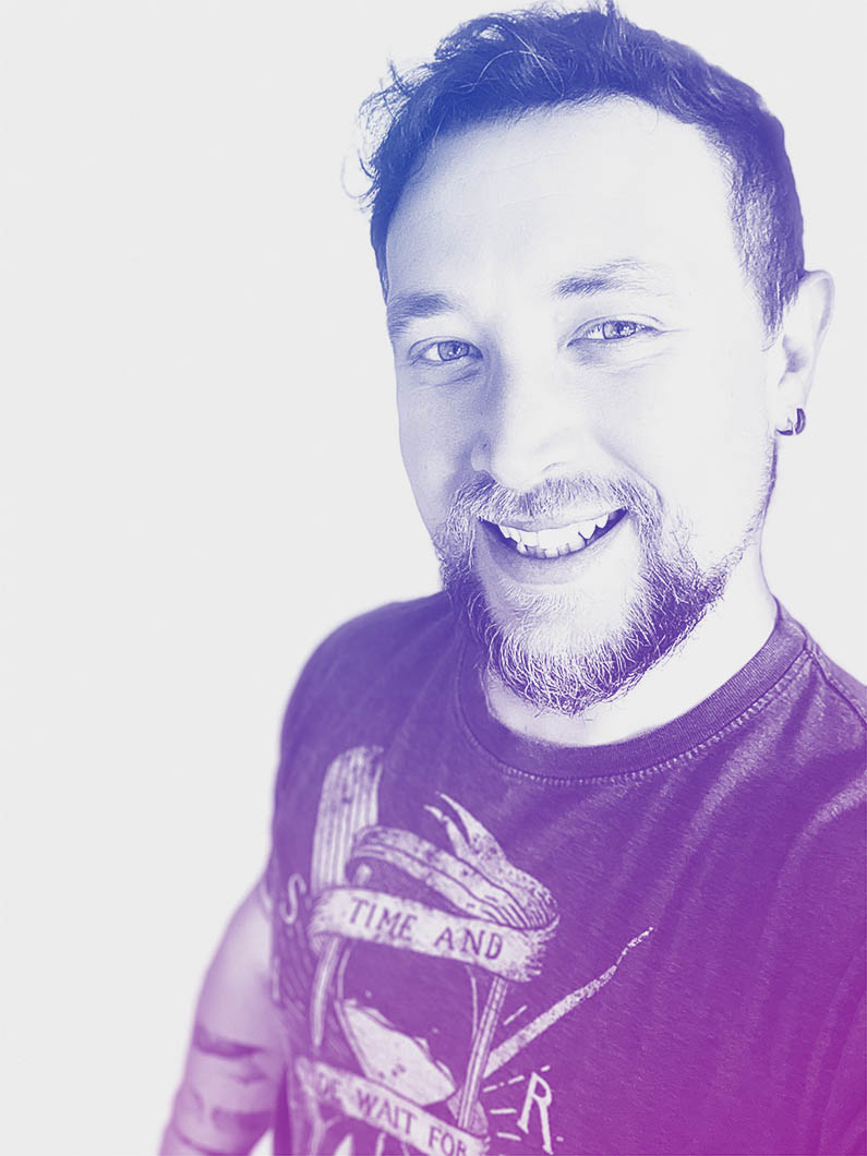Lee Meads - graphic, website designer and photographer hove